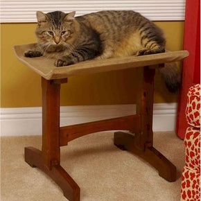 Single Cat Seat Cat Furniture - Early American