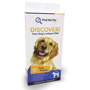 Find My Pet DNA 2.0 Dog DNA Test