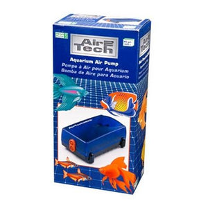 Penn Plax Air-Tech 2K4 Aquarium Air Pump