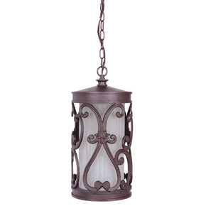 Exteriors LED Glendale Large 1 light Pendant Z5321-98-LED