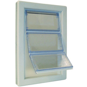 Ideal Pet Products Air-Seal Pet Door - Medium