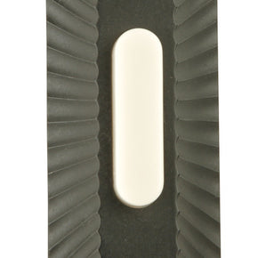 Teiber Push Button Weathered Black PB4043-WB
