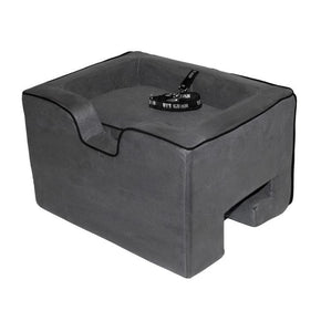 Pet Car Booster Seat - Medium/Charcoal