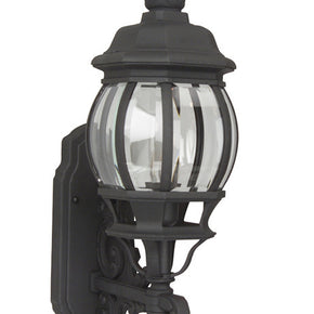 Exteriors French Style Dual Lamp Wall Mount Z320