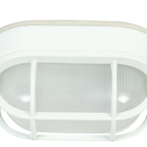 Exteriors Small Oval Cast Ceiling Mount Z396