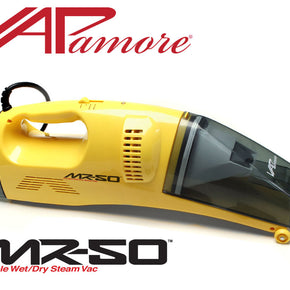 Vapamore Steam-Vacuum Combo MR-50
