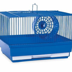 Single Story Hamster Cage -  Purple