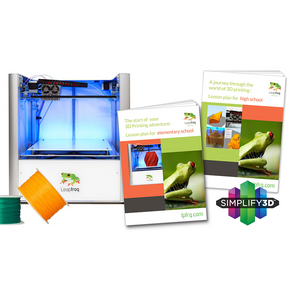Leapfrog 3D Printing Education Package Dual Extruder A-01-82