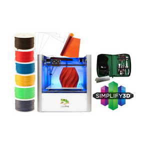 Leapfrog 3D Printing Starter Package Dual Extruder A-01-81