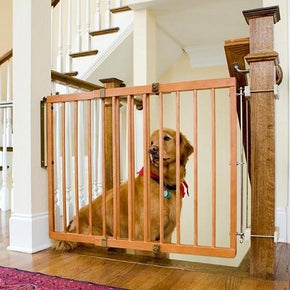 The Wood Pet Gate