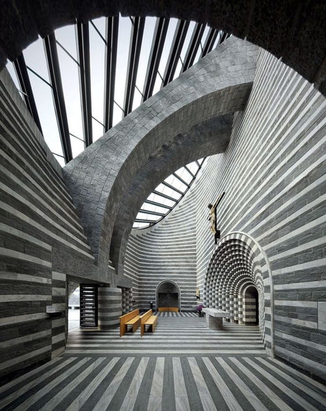 Mario Botta, San Giovanni Battista