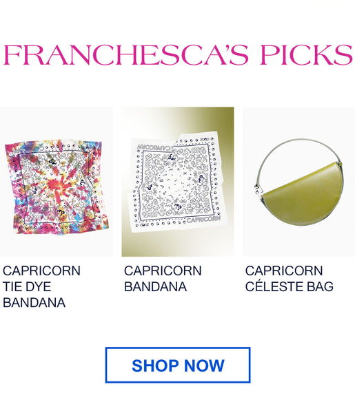 Shop Franchesca's Picks
