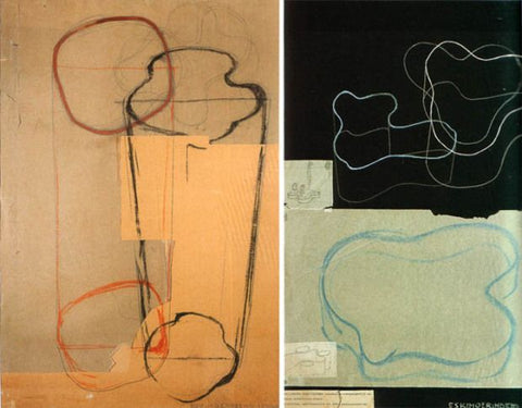 Alvar Aalto Savoy Vase Sketches, Source: Tumblr