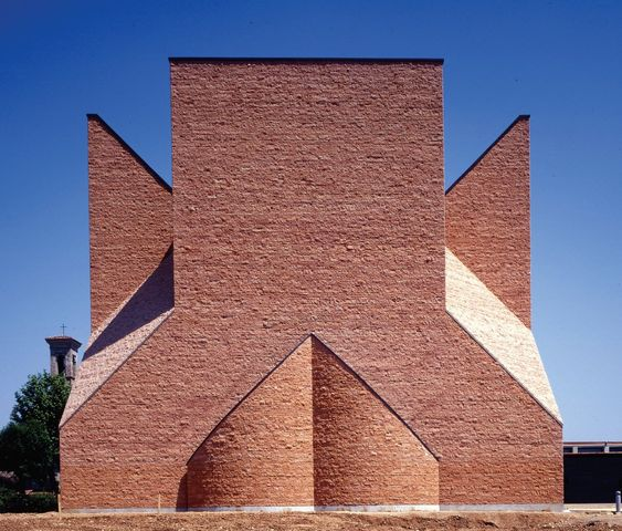 Mario Botta, Papa Giovanni XXIII Church