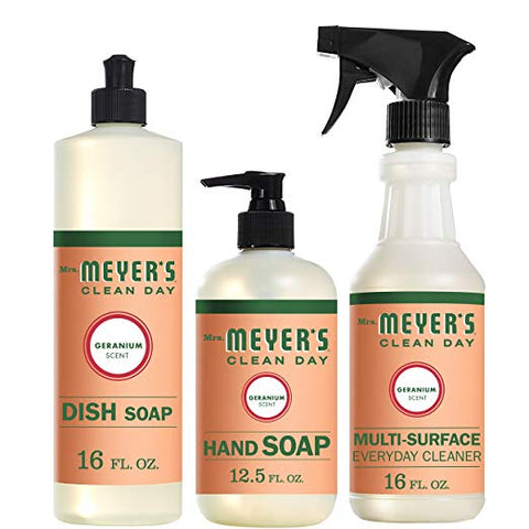 Mrs. Meyer's Clean Day Basics
