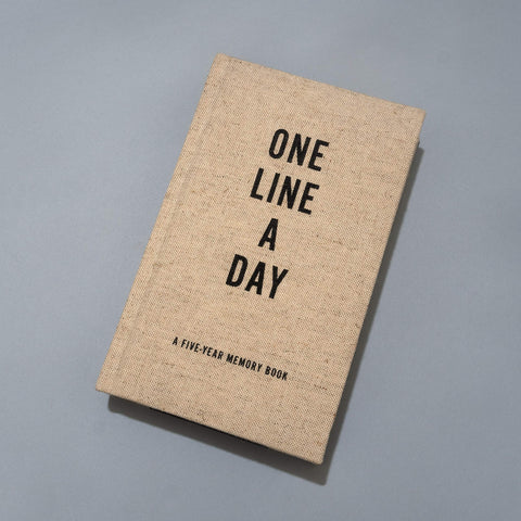 One Line A Day Journal – Amazon