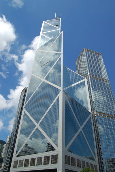 I.M. Pei Bank of China Tower