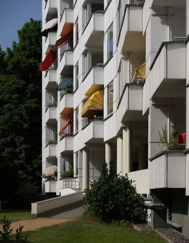 Hansaviertel Apartments, Berlin, Germany (1955-57), Source: Flickr