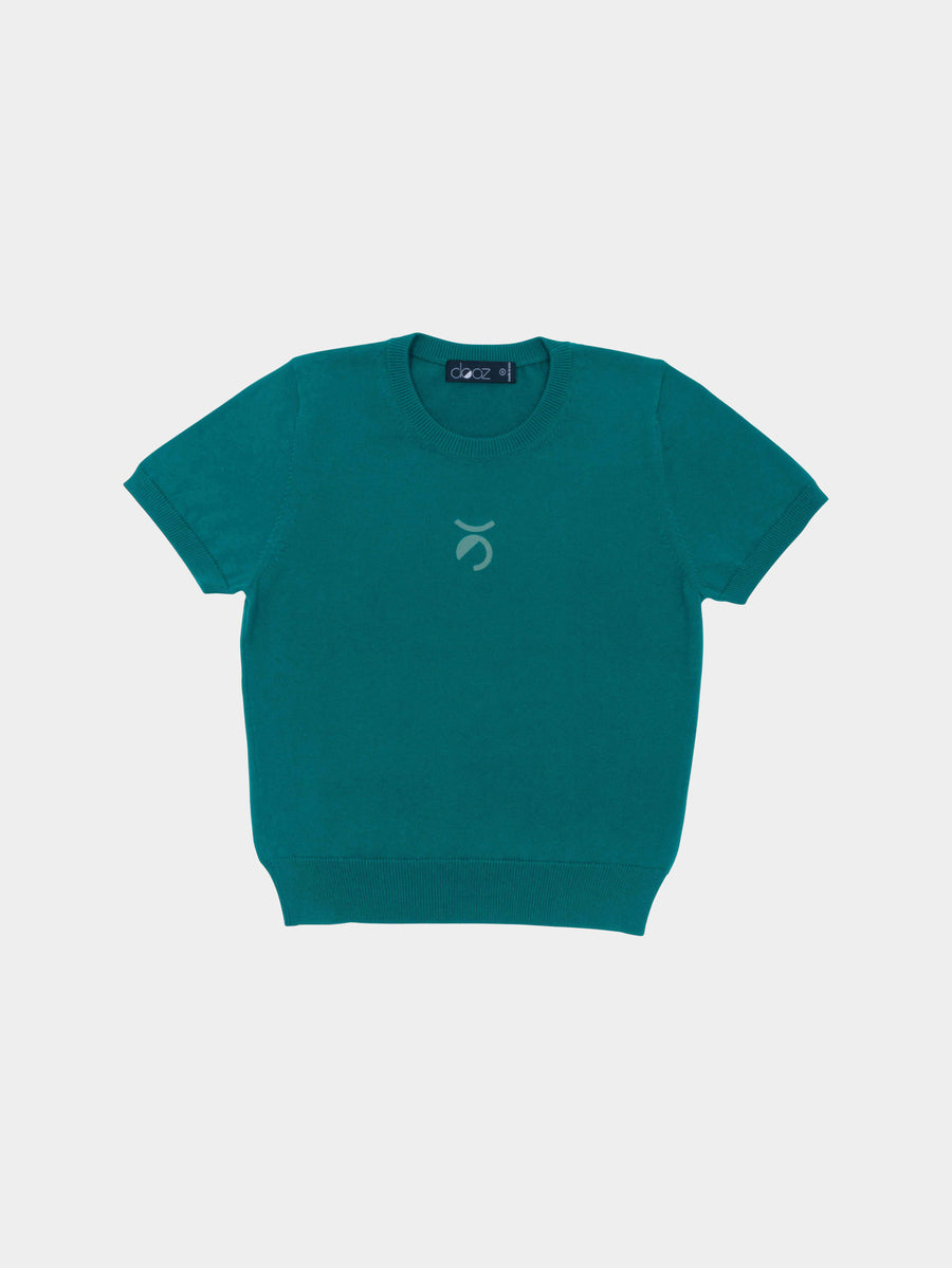 Taurus Sweater-T in Green