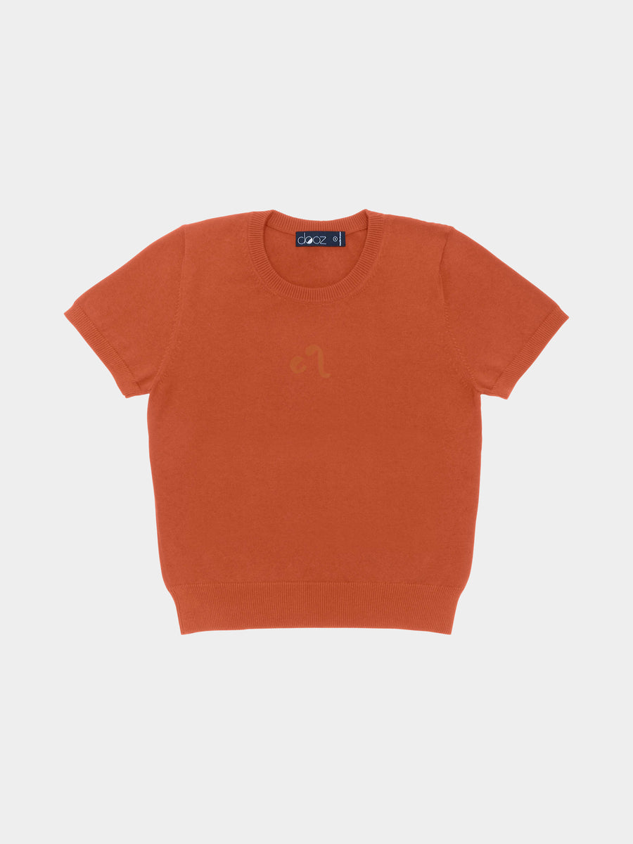 Leo Sweater-T in Rust