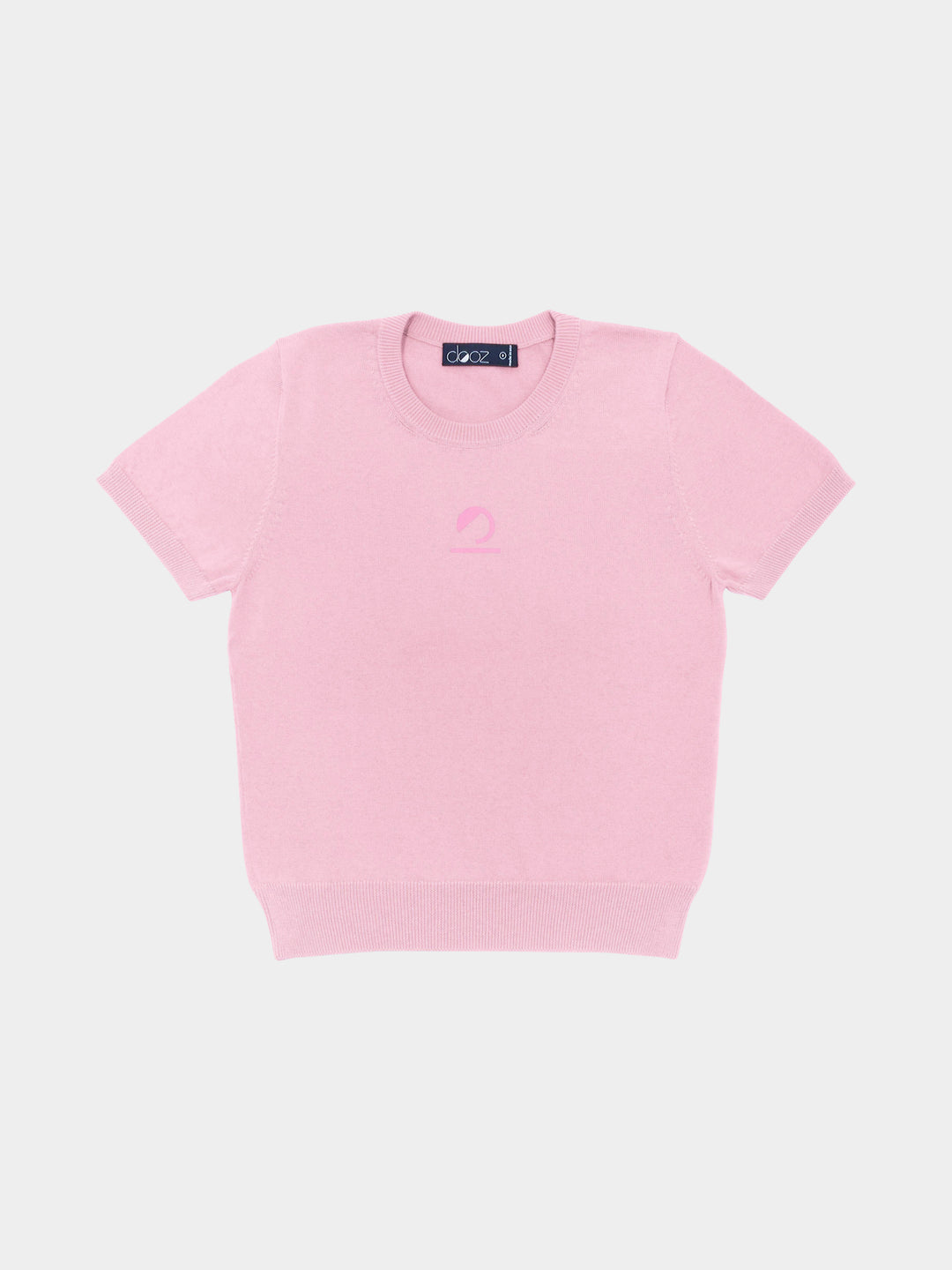 Libra Sweater-T in Blush