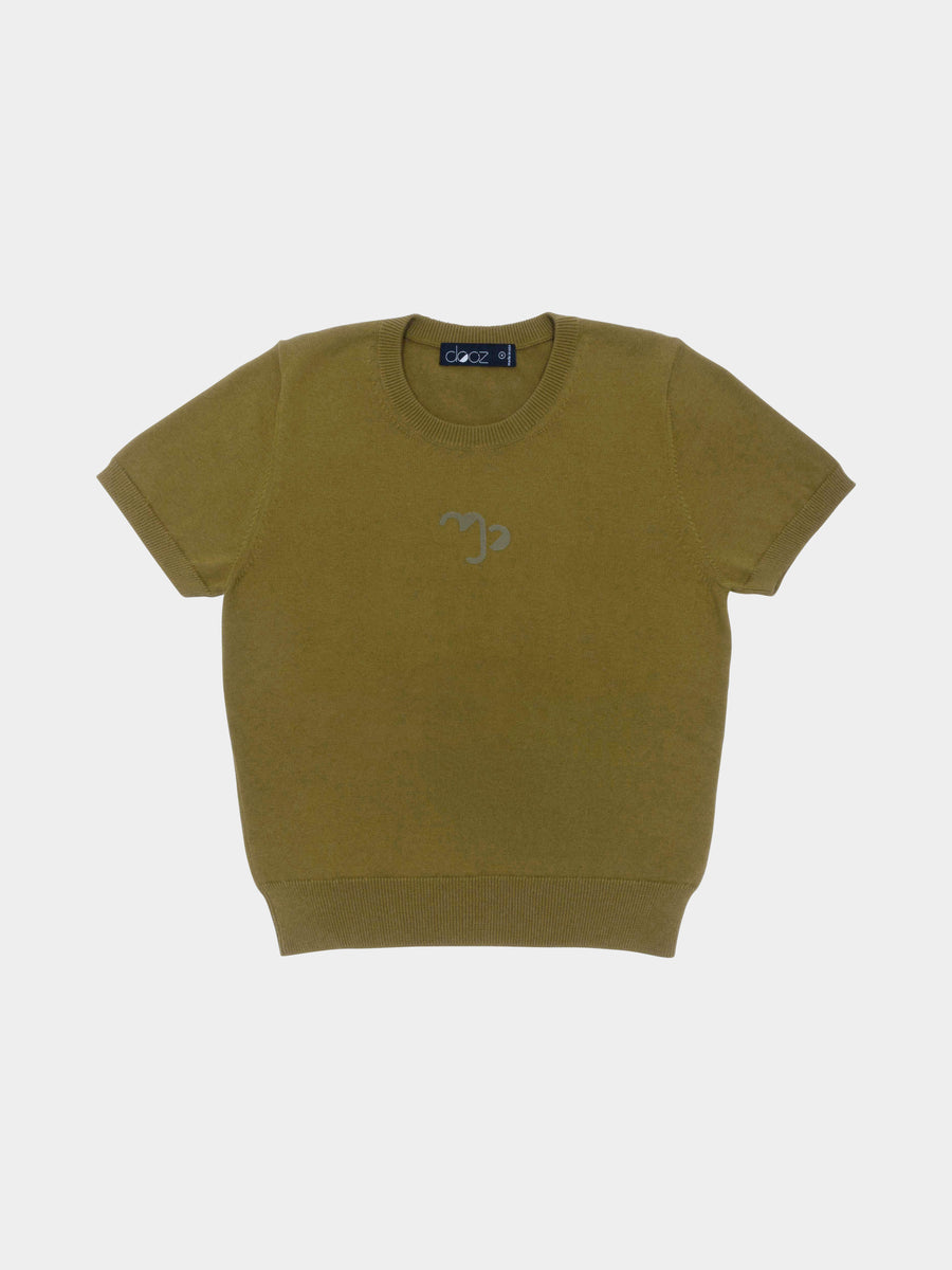 Capricorn Sweater-T in Olive