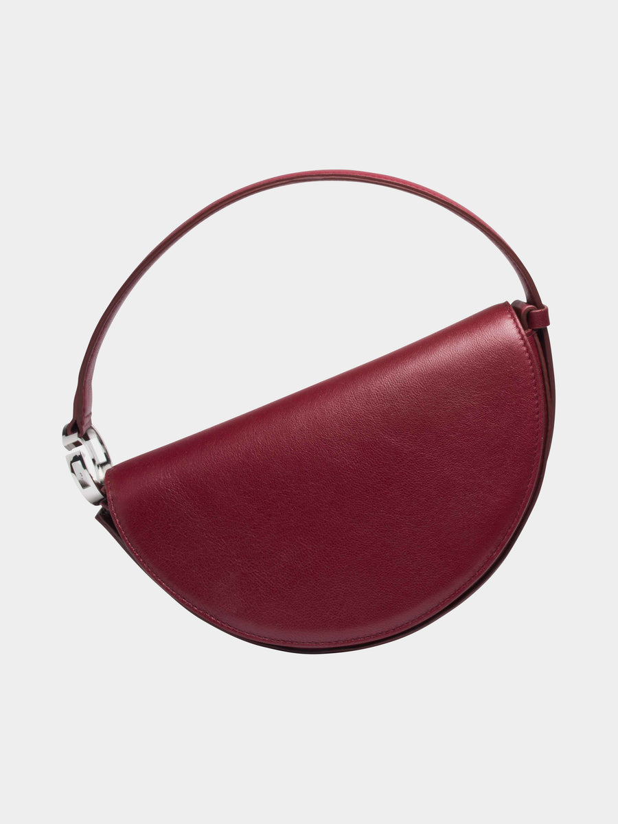 Virgo Celeste Bag in Burgundy