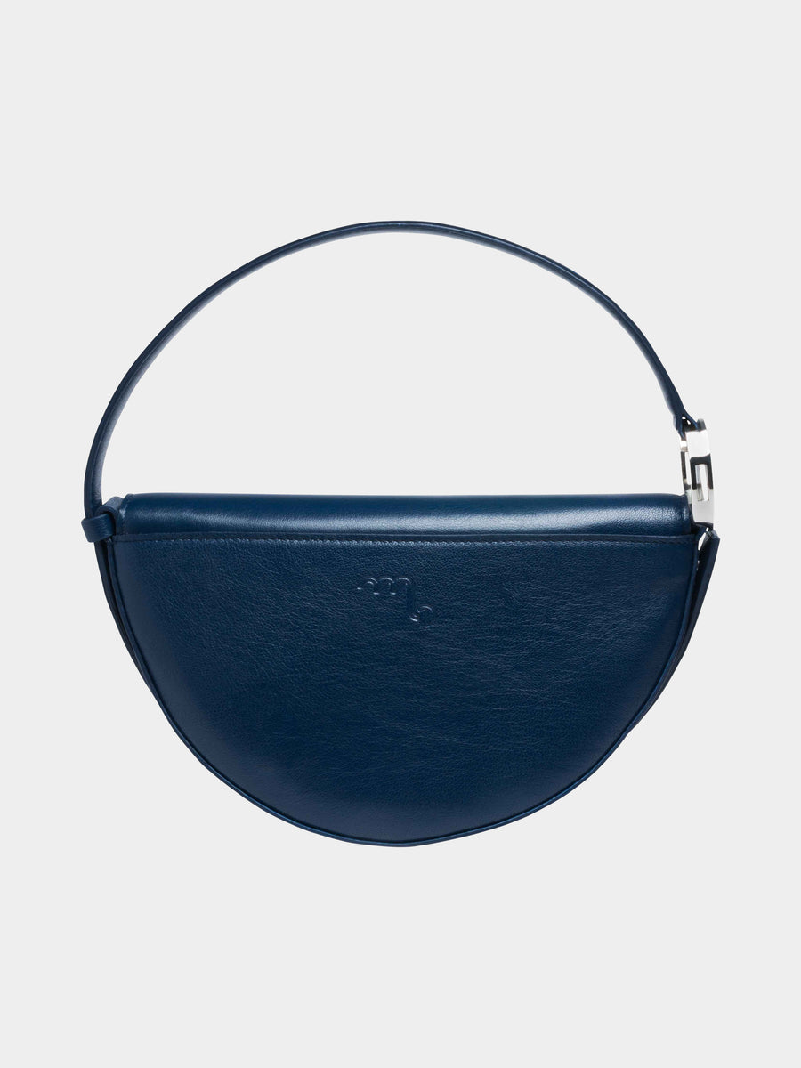 Scorpio Celeste Bag in Navy back view