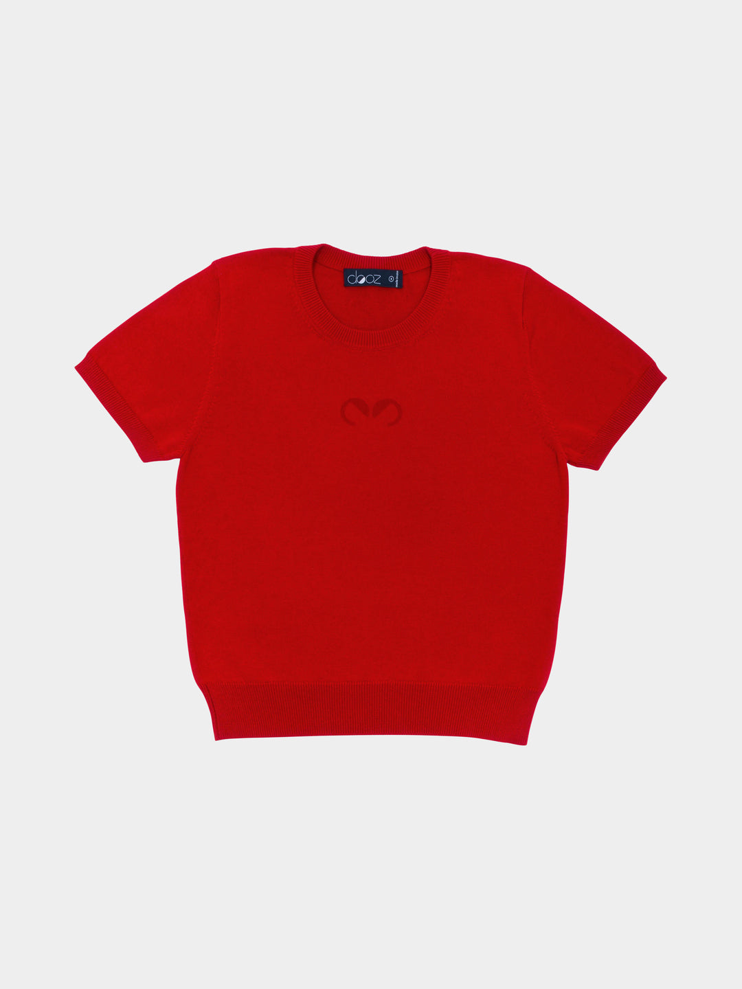 Aries Sweater-T in Red