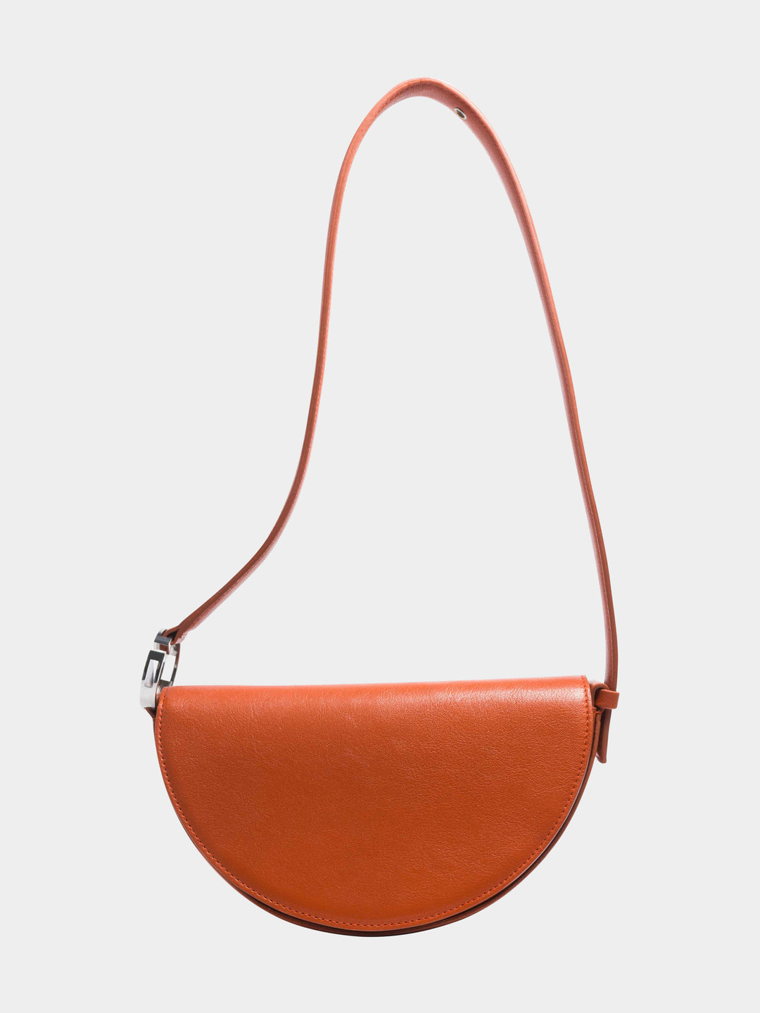 Dooz Leo Céleste leather handbag in color Rust