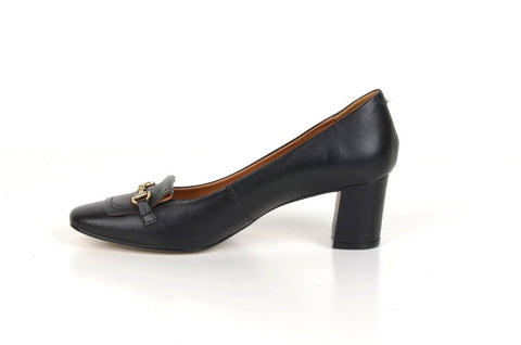 Brazilio AD42112 Buckle Pump BLACK
