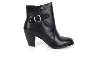 Zizi Melina Ankle Boot BLACK