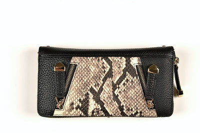 PSM P1221 Print Wallet BLACK