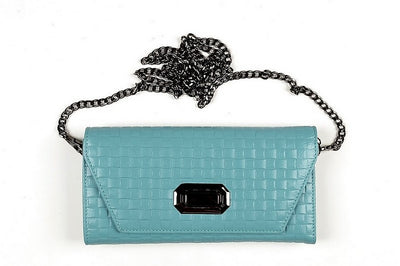 PSM P7101 Clutch Wallet AQUA