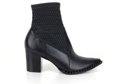 Brazilio ST5520103 Elastic Boot BLACK