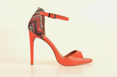 Brazilio CF194201 Mix Stiletto RED