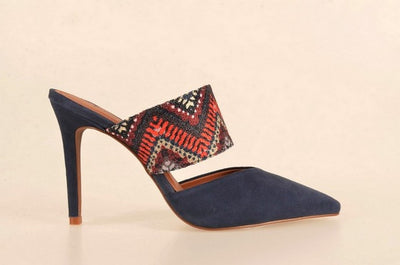Brazilio CF194411 Mix Mule BLUE