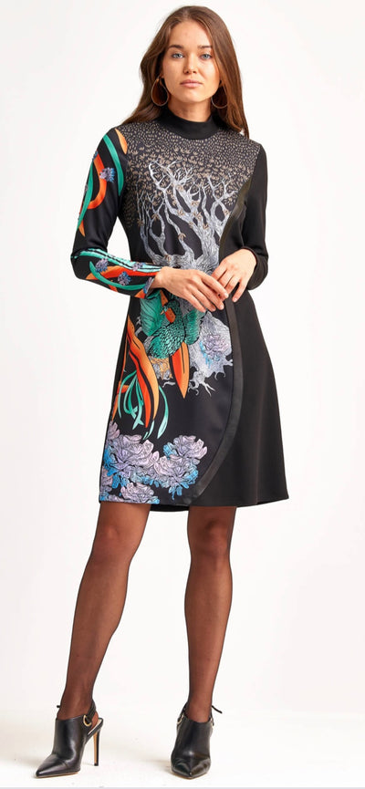 Miarte 13592 Paradiso Dress BLACK