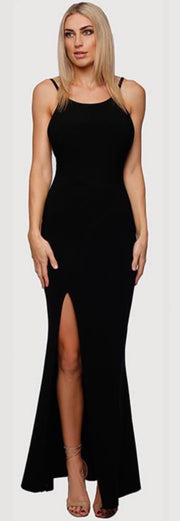 PIZZUTO DR1913 BERMUDA GOWN BLACK