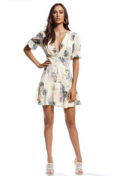 Pasduchas Tropico Flip Dress PEARL