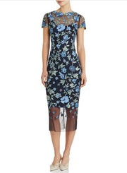 Moss and Spy 026017 Hazel Dress BLUE