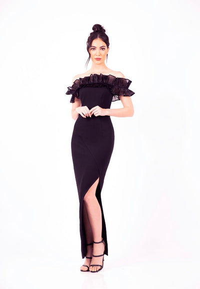 PSM RM211006 Life of the Party Maxi BLACK