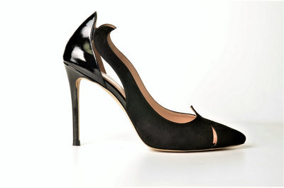 Gia 3635 Evening Pump BLACK