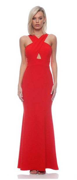 PSM RM184110 Scarlet Crossover Maxi RED