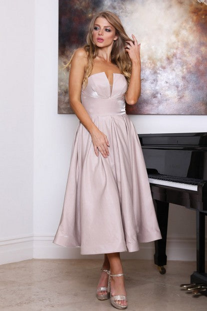Tina Holly TA625 Mirella Dress PINK
