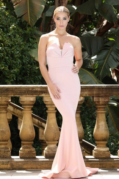 Tina Holly BA651 Holly Gown PINK