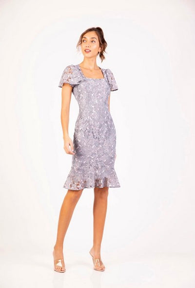 PSM PD204109 Marrakesh Dress GREY