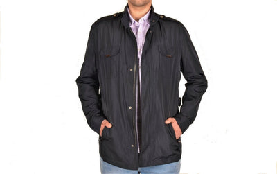 MONTESORI 1958 CASUAL JACKET NAVY