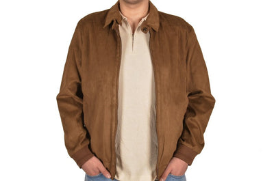 MONTESORI 1408 CASUAL JACKET MOCCA