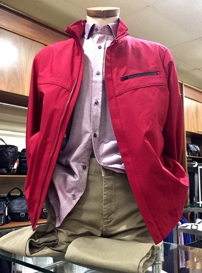 MONTESORI 1402 CASUAL JACKET CORAL